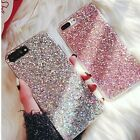 Bling Glitter Exhaustive Sparkle Protective Cute Slim Fit Phone Case Cover For iPhone