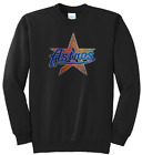 Women's Houston Astros Ladies Bling Shirt Sweatshirt Sweat (Size S-XL) on Ebay