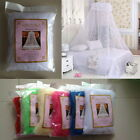 US Round Lace  Curtain Dome Bed  Netting Princess Mosquito Net JAP image
