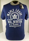 2014 Winter Classic Reebok NHL Maple Leafs Hockey Youth Roster T-Shirt $2.49 USD on eBay