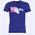 Diesel Short Sleeve Men's Crew Neck T-shirts For Sale