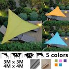 Waterproof Triangular UV Sun Shade Sail Combination Net Triangle Sun Sail Tent