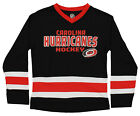 Outerstuff NHL Boys Youth Kids Carolina Hurricanes Alternate Replica Jersey $14.99 USD on eBay
