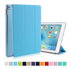 """Smart Slim Leather Case Cover For Apple iPad 9.7"""" 2017/2018 5th/6th Generation"""