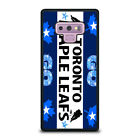 TORONTO MAPLE LEAFS GO Samsung Galaxy Note 5 8 9 10 Plus Case Cover $15.9 USD on eBay