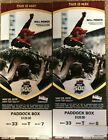 2019 Indianapolis 500 - 2 tickets in Paddock Box!