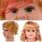 Baby New Born Mannequin Modeling Head Shop Hat Cap display DIY Toy Doll Head