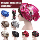 Womens Floral Hair Loss Head Scarf Cancer Hat Chemo Cap Turban Head Wrap
