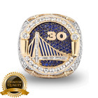 FROM USA - GOLDEN STATE WARRIORS 2018 Championship Ring CURRY & DURANT -GIFT