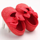 Newborn Infant Baby Girl Princess Non-Slip Lace Flower Baby Shoes Soft Sneaker