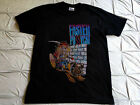 VTG FASTER PUSSYCAT CONCERT T SHIRT 1986 MEDIUMIT PRETTY BEING Reprint image