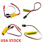 Rc Receiver Controlled Switch Car Lights Remote Parts For Rc Model Car 4types Us