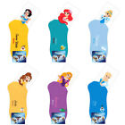 Snow White Little Mermaid Rapunzel Princess Cartoon Socks Character Sock