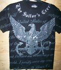 USN US Navy Sailor's Creed T-Shirt- 7.62 Design - Sizes M-XL-XXL - FREE Shipping