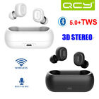 QCY T1C TWS Bluetooth 5.0 Mini Earbuds True Wireless Stereo Music Earphones Mic