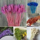 Artificial Dried Flowers 1 Bunch Fake Plants Wedding Garden Home Party Decor