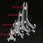 10Pcs Display Stands Holder Plate Easels For Frame Picture Photo Displays Decor