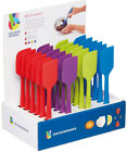 Kitchen Craft Colour Works Flexible Silicone Mini 20cm Bowl Scraper Spatula