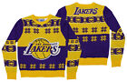 Outerstuff NBA Youth Los Angeles Lakers Ugly Crew Neck Sweater on eBay
