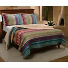 Greenland Home Fashions Southwest Quilt Set image