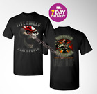 Five Finger Death Punch & In This Moment Shirt Tour 2019 Black 2 Side T Shirt.