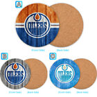 Edmonton Oilers Wood Coaster Cup Drink Mat Pad Placemat Tea $3.49 USD on eBay