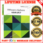 VMware ESXi vSphere 6/6.5/6.7 Enterprise Plus + vCenter ??LICENSE??OFFICIAL
