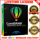 CorelDRAW Graphics Suite 2019 for MAC  🔥 PRE-ACTIVATED🔥 Fast Message Delivery