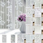 PD: Waterproof Glass Frosted Bathroom window Privacy Self Adhesive Film Sticker