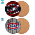 Montreal Canadiens Wood Coaster Cup Drink Mat Pad Placemat Tea $3.99 USD on eBay
