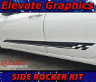 Dodge Dart Side Rocker Stripes Vinyl Graphics 3M Decals Stickers Fits 2013-2019 $39.99 USD on eBay