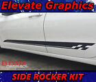 Fits Dodge Dart Side Rocker Stripes Vinyl Graphics 3M Decals Stickers 2013-2020 $39.99 USD on eBay
