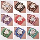 Women's Leather Wrist  Watches Colorful Watch Fashion Watch Birthday Gifts New image