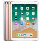 Apple iPad Pro 12.9in (2017) - 64GB 256GB 512GB - Wi-Fi + 4G - Various Colours