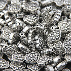 10pcs 13x10mm Tibetan Silver  Loose Metal Spacer Beads DIY Jewelry Findings