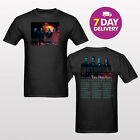 Disturbed and Three Days Grace Tour dates 2019 T-shirt tee-