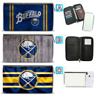 Buffalo Sabres Leather Travel Wallet Passport Organizer Holder Card $15.99 USD on eBay