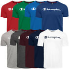 Champion Crewneck Shirt Herren Short Sleeve Tee Sport Freizeit T-Shirt 212687