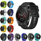 Quick Release Silicone Watch band Wrist Strap Belt For Garmin Fenix 5 5X 5S plus image
