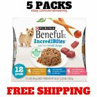 Purina Beneful Small Breed Wet Dog Food Variety Pack, IncrediBites - (12) 3 oz.