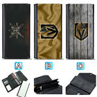 Vegas Golden Knights Leather Wallet Trifold Clutch Purse Coin Card Handbag $15.99 USD on eBay
