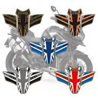 For Triumph Tiger 800 2010-2017 Motorcycle sticker Fuel Tank Pad $16.0 USD on eBay