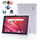 7 Inch Android Tablet 4gb Quad Core 4.4 Dual Camera Bluetooth Wifi Tablet Uk