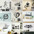Custom Kitchen Wall Stickers For Restaurant Decor Pizza Coffee Home Decoration