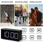 Home LED Digital Alarm Clock with USB Port Snooze Table Clock Electronic Clock