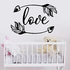 Love Wall Sticker Decor Living Room Bedroom Decoration Removable Decal Sticker