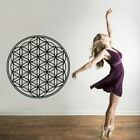 Yoga Vinyl Wall Decal Living Room Decoration Religion Wall Stickers Waterproof