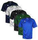 Adidas Mens ClimaLite Team Performance Athletic Lightweight T-Shirt Tee Shirt image