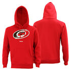 Reebok NHL Men's Carolina Hurricanes Jersey Crest Pullover Hoodie $39.95 USD on eBay