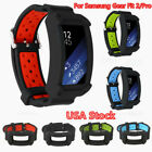 Kyпить For Samsung Gear Fit 2/Pro Smart Watch Replacement Silicone Wrist Band Strap USA на еВаy.соm